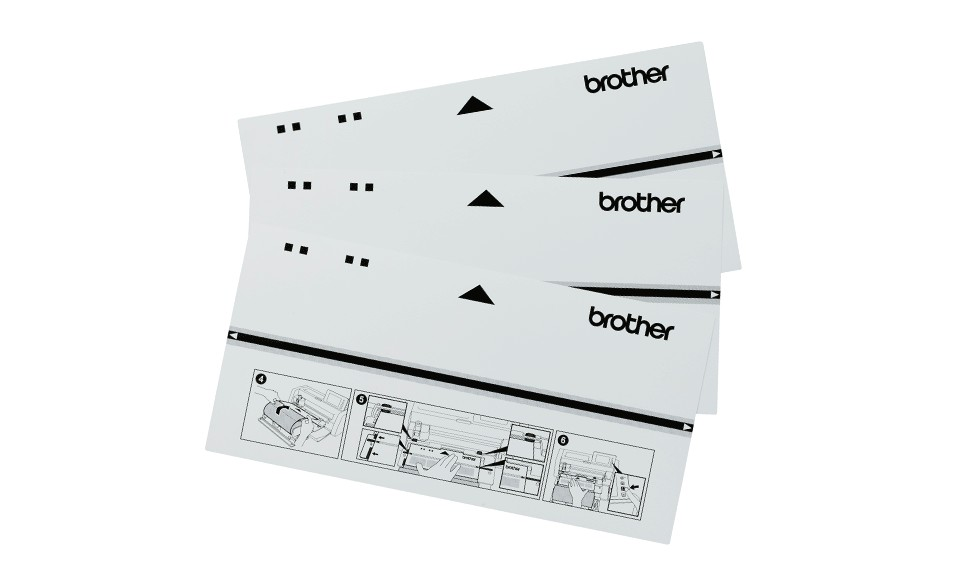 Brother ScanNCut Roll Feeder 2 Leader Sheets