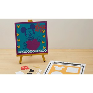 ScanNCut Disney Card - Mickey & Minnie Paper Craft Collection X 26 Designs