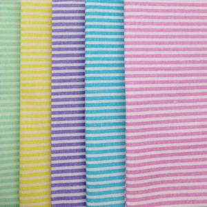 Pastel Stripes Fat Quarter Pack X 5