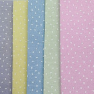 Pastel Spots Fat Quarter Pack X 5