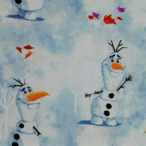 Disney™ Frozen 2 Olaf Watercolour Fabric X 1 Meter