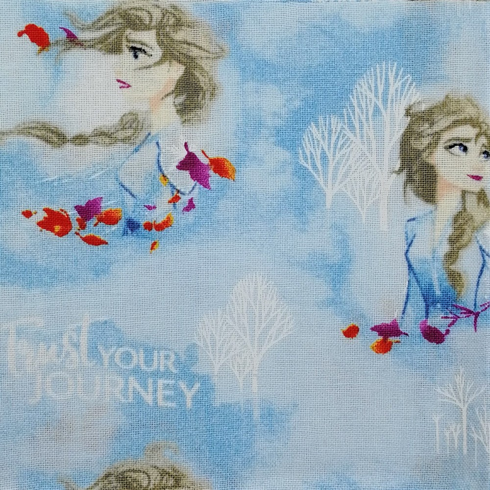Disney™ Frozen 2 Elsa Watercolour Fabric X 1 Meter