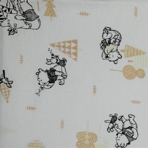 Disney™ Winnie the Pooh Woodland Hugs Fabric X 1 Meter