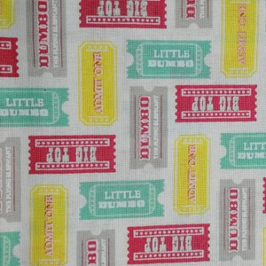 Disney™ Dumbo Fat Quarter Pack X 5