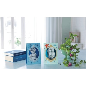 Brother ScanNCut Disney Card No7 - Cinderella and Ariel Paper Craft Collection X 30 Designs
