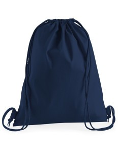 Makers Premium Cotton Gymsac Navy