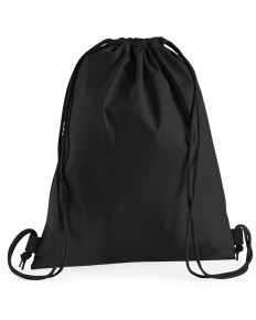 Makers Premium Cotton Gymsac Black