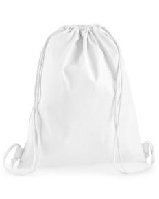 Makers Premium Cotton Gymsac White