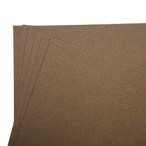 Makers 12X12 Kraft Card 280gsm X 50 Sheets