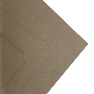 Makers 12X12 Premium Cardstock 260gsm X 30 Sheets Milk Chocolate