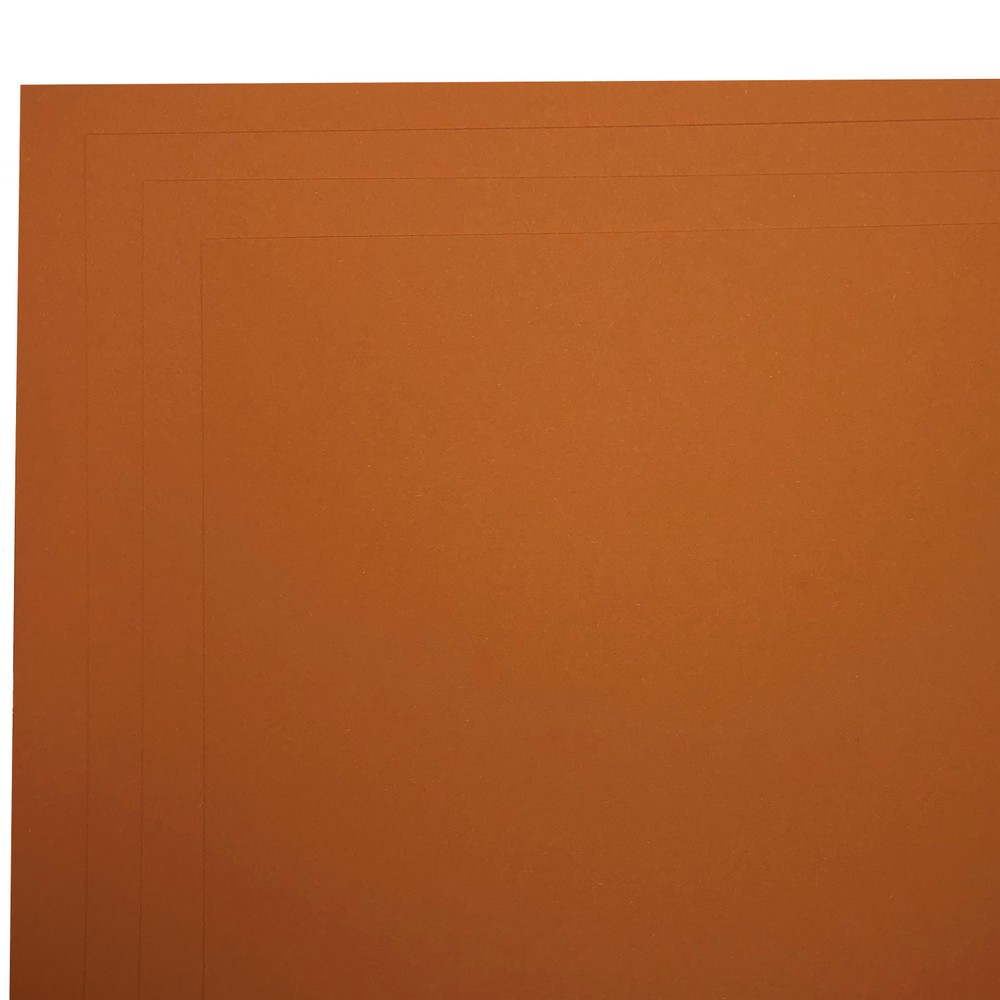Makers 12X12 Premium Cardstock 260gsm X 30 Sheets Orange