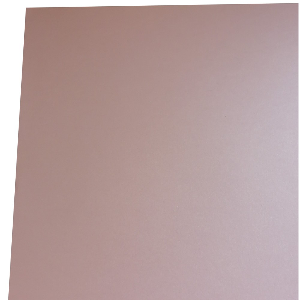 Makers 12X12 Premium Pearlescent Cardstock 300gsm X 12 Sheets Pink