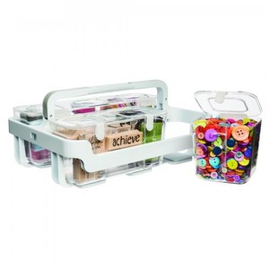 Stackable Caddy Organiser System
