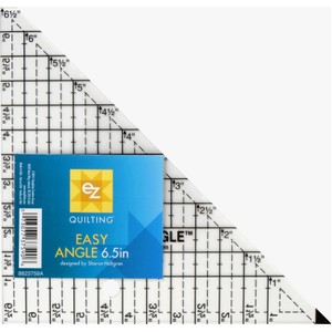 "Easy Angle 6.5"" Acrylic Template"