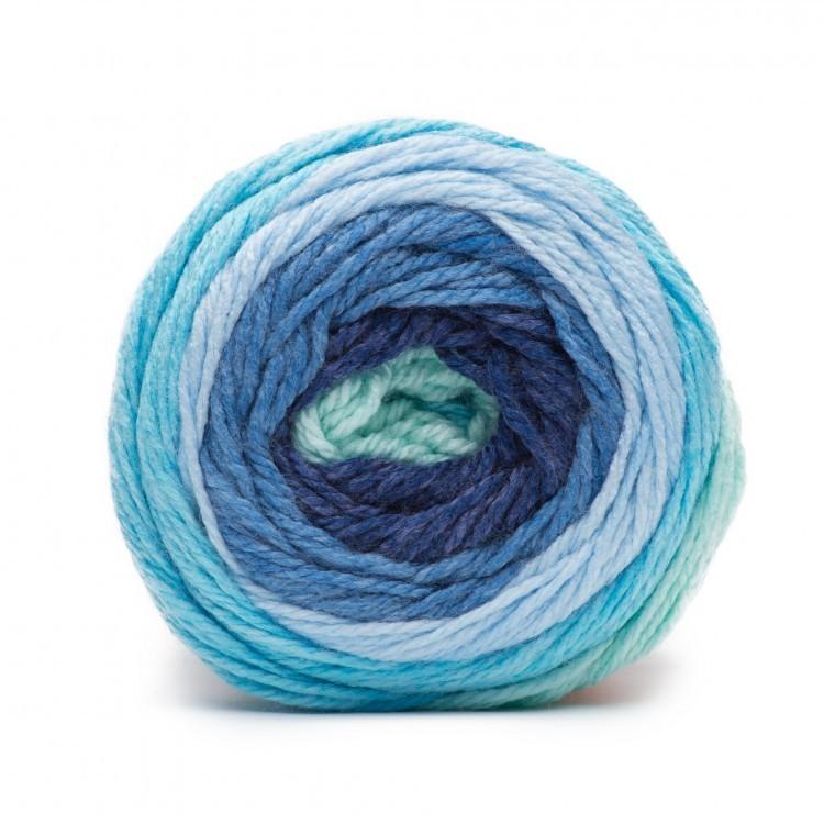 Bernat Softee Baby Stripes 120g Blue Yonder Stripe