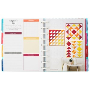 EZ Quilting Deluxe Quilting Planner Kit