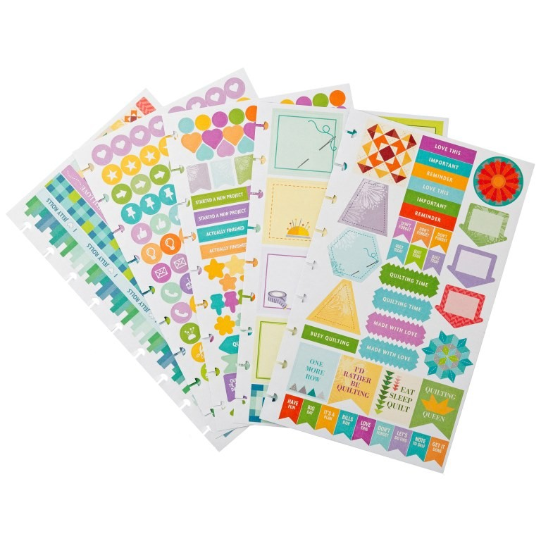 EZ Quilting Deluxe Quilting Planner Kit Complete Collection