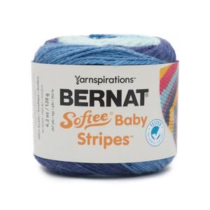 Softee Baby Stripes 120g