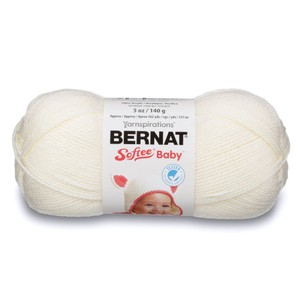 Bernat Softee Baby 120g Antique White
