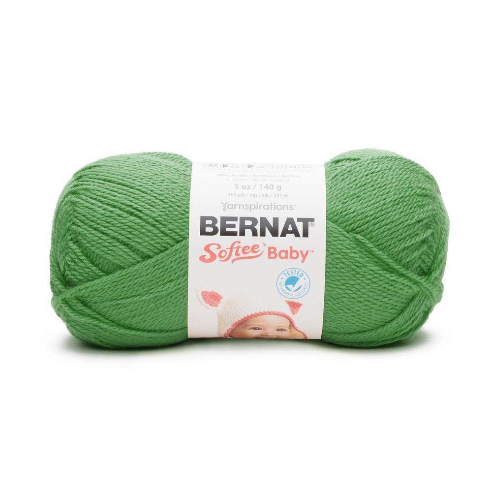 Bernat Softee Baby 120g Grass Green