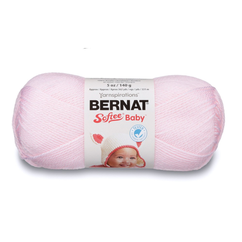 Bernat Softee Baby 120g Pink