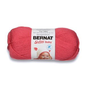 Bernat Softee Baby 120g Soft Red