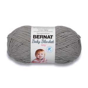 Bernat Baby Blanket Tiny 100g Grey Owl
