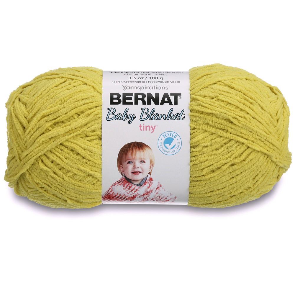 Bernat Baby Blanket Tiny 100g Seedling