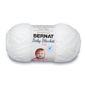 Bernat Baby Blanket Tiny 100g Snowcap
