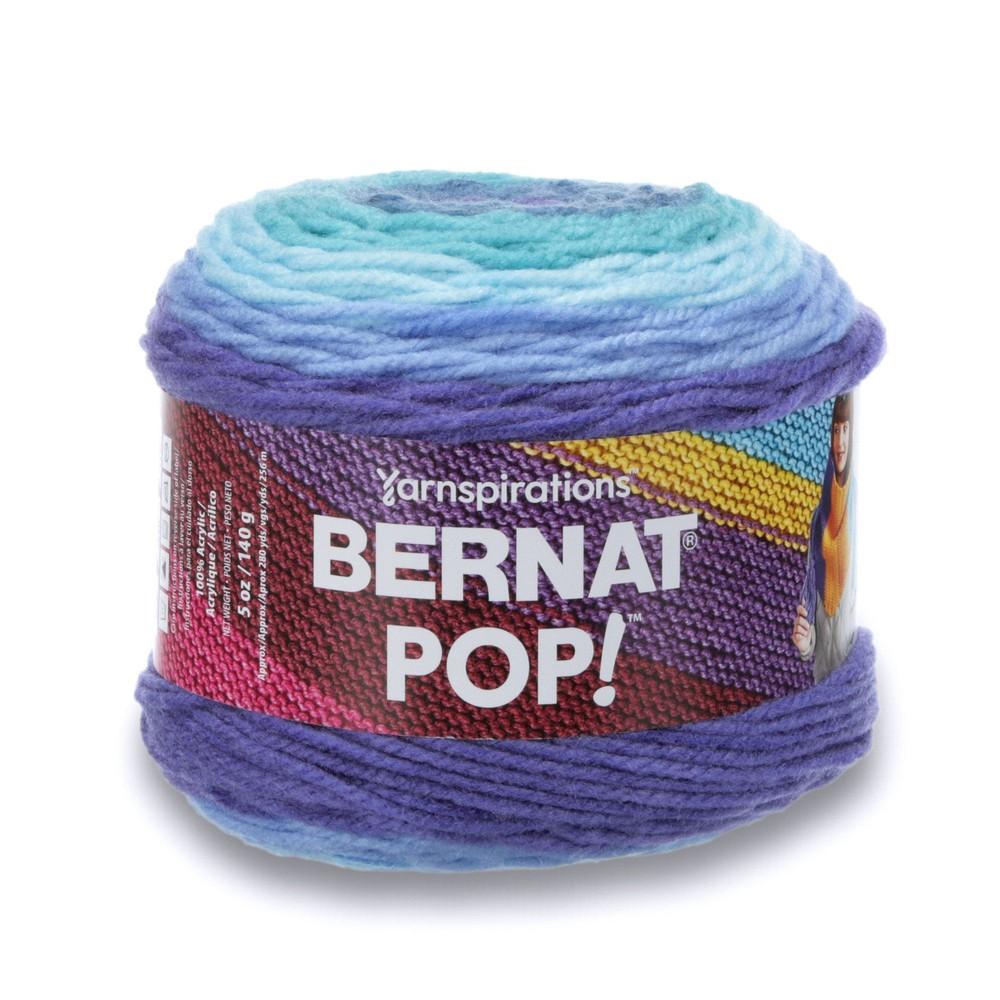 Bernat Pop! 140g Blue Blaze