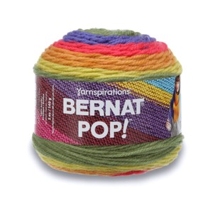 Bernat Pop! 140g Full Spectrum