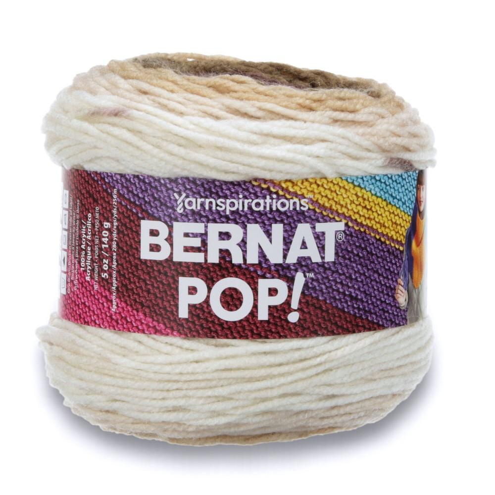 Bernat Pop! 140g Hot Chocolate