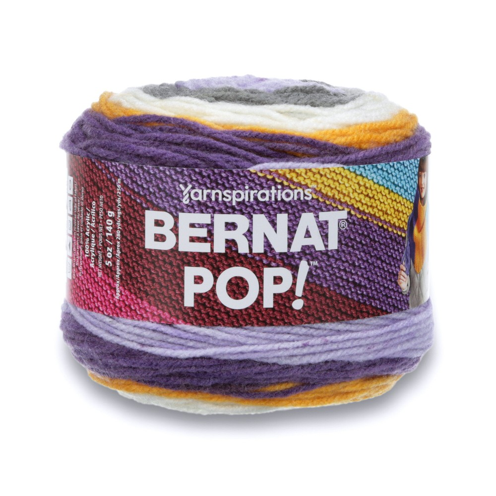 Bernat Pop! 140g Moonshadow