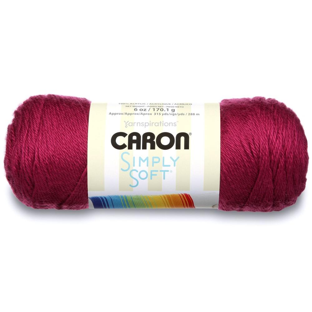 Caron Simply Soft 170g Fuchsia