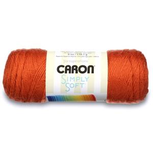 Caron Simply Soft 170g Pumpkin
