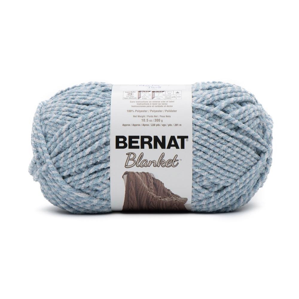 Bernat Blanket 300g Blue Fog Twist