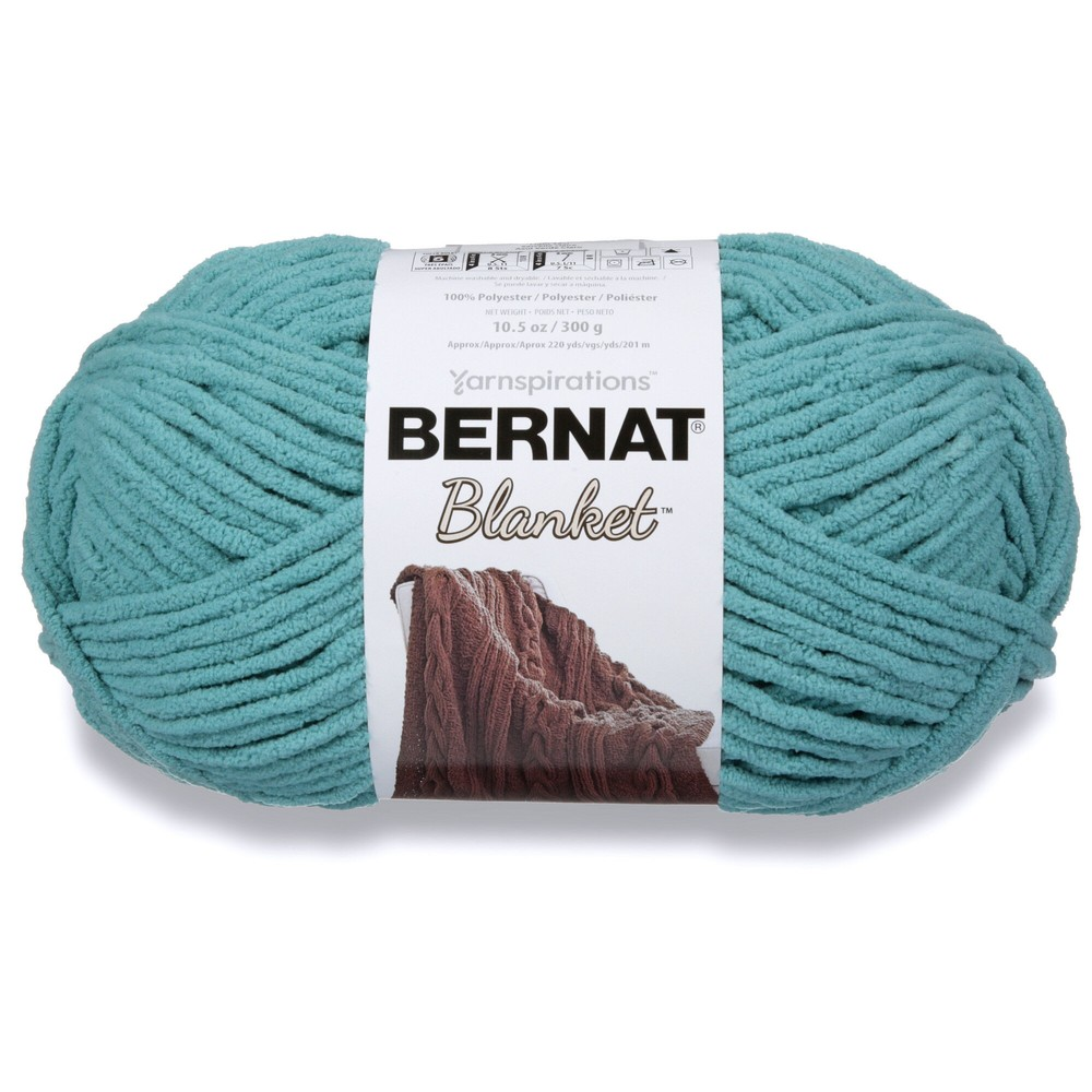 Bernat Blanket 300g Light Teal