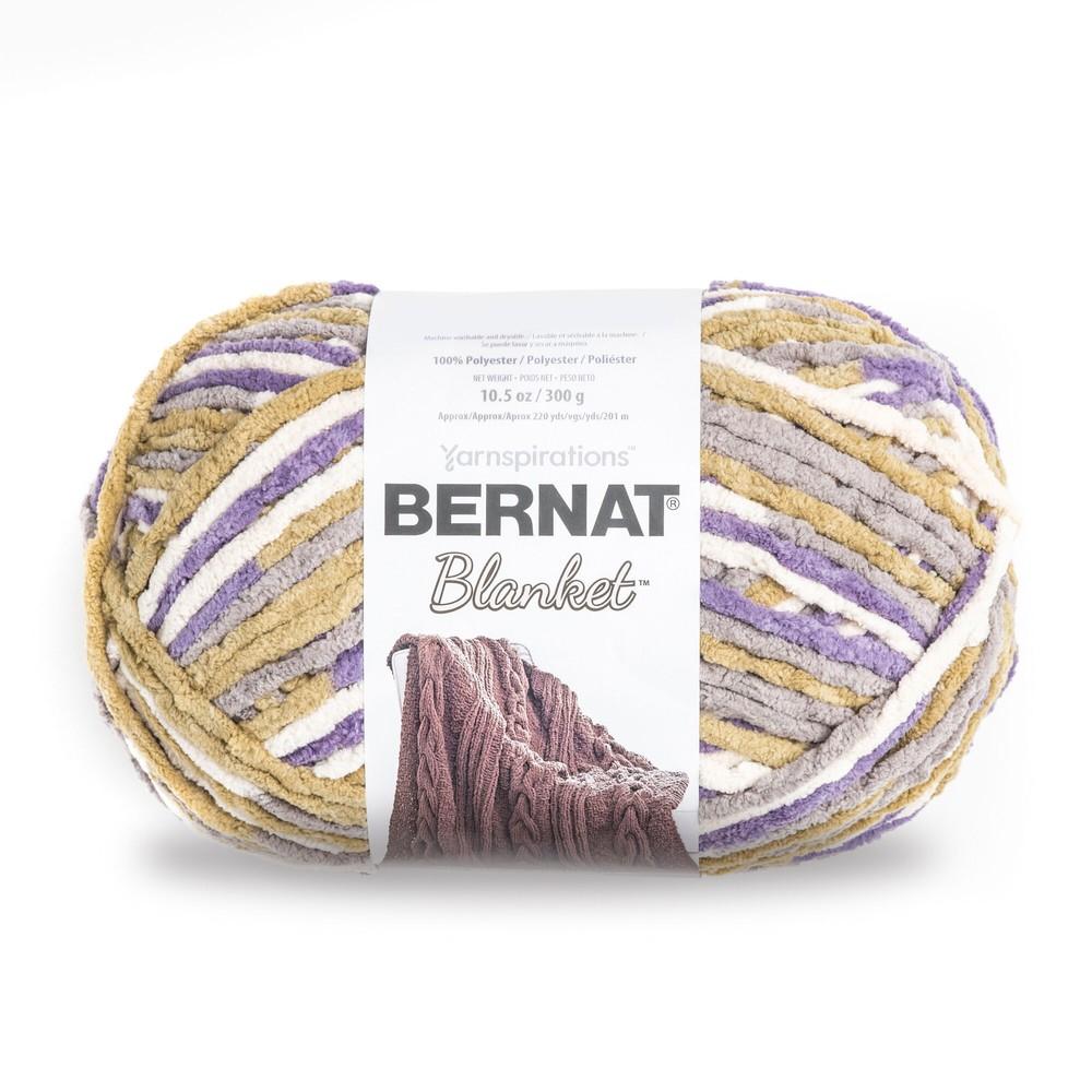 Bernat Blanket 300g Lilac Bush