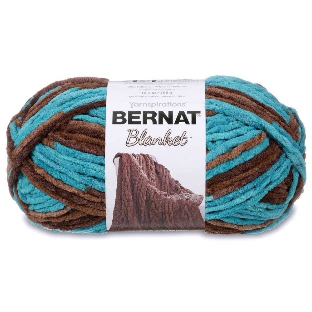 Bernat Blanket 300g Mallard Wood